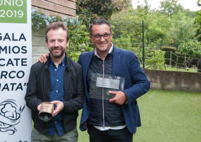 Premio especial a Nacho Manzano