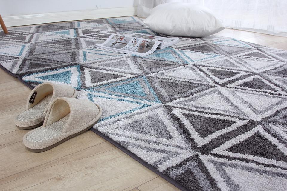 Trucos para limpiar alfombras