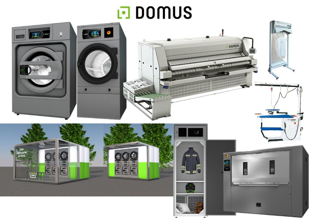 maquinaria domus + everest grupo